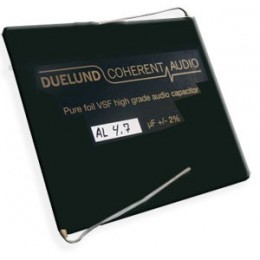 Duelund VSF Black capacitors