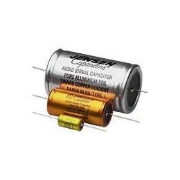Jensen Capacitors/Aluminium tube