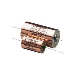 Jensen Capacitors/Copper tube
